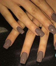 It's all about the nude/brown hues