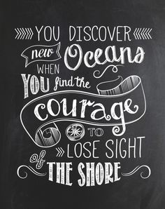 Image of Courage   Print