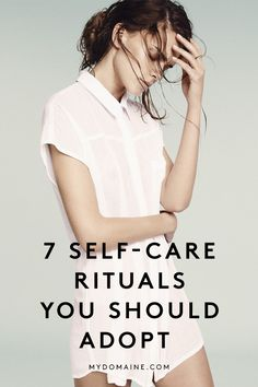 7 Self-Care Rituals