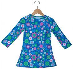 Materialien: * Jersey - Allice Apple - Flora Mix Layer ( Kleid ) * 2 Druckknöpfen (nur für Größen 56 - 92) Anleitung: Lade da...