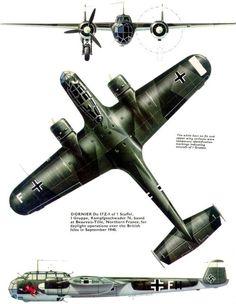 Dornier Do 17Z-1