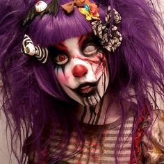 goth clown - Google Search