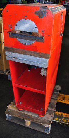 Rasamat RSA Entgratmaschine Type 1001