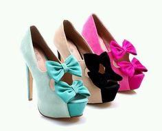 Pink black blue