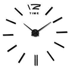 Brilliant New Watch Wall Clocks Horloge 3d Diy Acrylic Mirror Quartz Needle Clock Sales Of Quality Assurance Other Home Décor Clocks