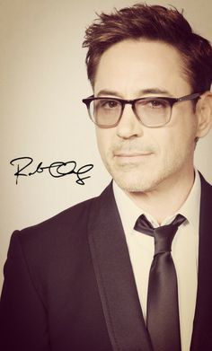 The Talented and Gorgeous Robert Downey Jr.