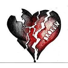 gebrochenes Herz - New Ideas Broken Heart Drawings, Broken Heart Art, Broken Heart Wallpaper, Broken Heart Tattoo, Sad Drawings, Dark Art Drawings, Art Drawings Sketches, Broken Heart Pictures, Sad Art