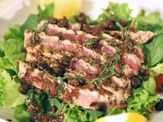seared-tuna-salad