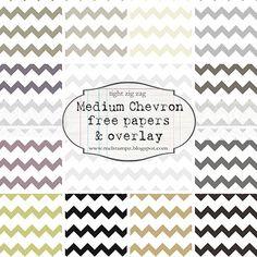 Preview Collage NEUTRAL tight medium CHEVRON mel stampz | Flickr - Photo Sharing!
