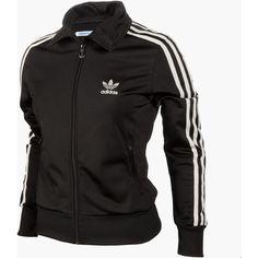 Adidas Firebird Women's Track Jacket ($68) ❤ liked on Polyvore
