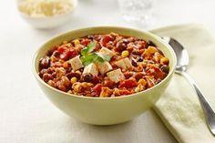 Easy vegan tofu chili with Wildwood SprouTofu #nutrition #Wildwoodfoods