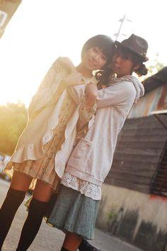 #mori, #morikei, #forestgirl  http://forestaleshop.tumblr.com/