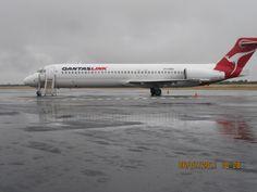 QANTAS MD-95