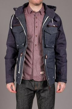 Love me some M-65 jackets