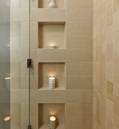 19 Best Shower Niches Images Shower Niche Bathroom