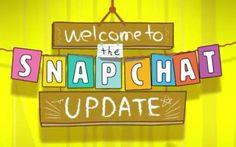 Nouveautés Snapchat : mise en forme du texte (italique, gras…) et création de Geofilter en ligne