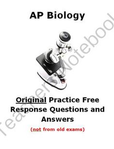 ap biology genetics essay questions and answers Csun has a source book for teaching science with a compilation of ap biology essay questions and the associated scoring guidelines 4testscom lets you take an online exam resembling ap biology the college allegheny college genetics, development and evolution, biology 221, sample exams with answer keys.