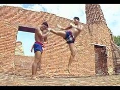 Muay Thai Boran Chaiyuth tutorial educational video