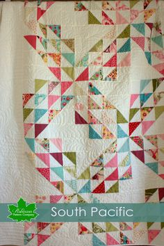 Quilt Pattern - South Pacific