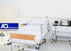AQ Medicare Medical Bed for Hospital and Medical Center. #medicalbed #AQMedicare http://www.aqmedicare.com/products/tools-facilities/medical-furniture/medical-bed.html