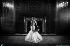 Chateau Laurier wedding photograph