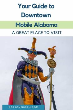 Downtown Mobile Alabama is jam packed with interesting things to do, places to eat and great places to stay! This Guide will help you make the most of your experience in the downtown area. Cruise Travel, Travel Usa, Canada Travel, Carnival Fantasy Cruise, Orange Beach Alabama, Mobile Alabama, Best Mobile, Family Travel, Adventure Travel