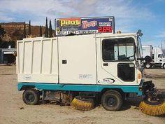 Barredora Tennant 830 en Monterrey (México)