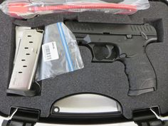 Used Walther CCP 9mm w/ extra magazine and case $385 - http://www.gungrove.com/used-walther-ccp-9mm-w-extra-magazine-and-case-385/