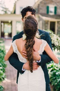 Lovely Bridal Hairstyles
