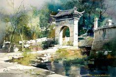 watercolorart : Photo