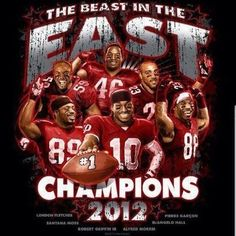 NFL East Champions 2012