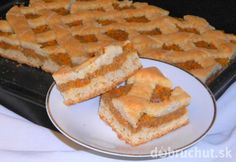 Fotorecept: Babičkin mrkvový koláč