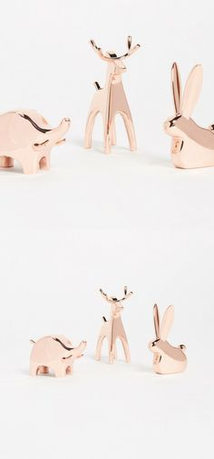 what a beautitful ring holder set!!!! this a great gift idea and would make an awesome gift for someone who loves rose gold! #holidaygifts #shopping #ad #giftideas