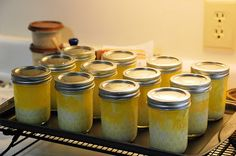 Canning Butter For Survival Food Storage Using This Method - http://www.survivorninja.com/canning-butter-for-survival-food-storage-using-this-method/