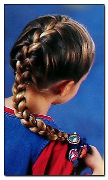 Step-By-Step Instructions with Pictures: Basic Braid, Fishtail Braid, French Over, French Rope, Princess Ann Braid, and Rope Braid.