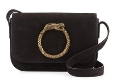 Really Big Rings: Circle Embellishments are the Bag World's Subtlest New Trend