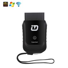 Vpecker EasyDiag 16Pin wifi Diagnostic Tool  Wide coverage, multifunction, compatibility, expandability, high performance-price ratio, multilingual-- all maximized at last.