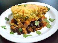 Vegetable Tamale Pie
