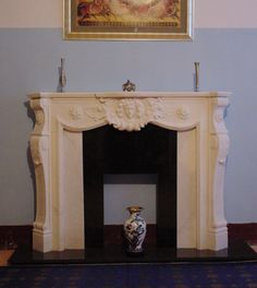 Fireplace and Mantel made by Newstar stone  Email:king@newstarchina.com Web: www.stone-export.com