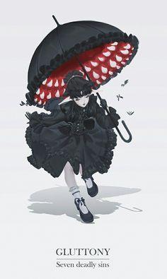 New wall paper dark fantasy concept art Ideas Fantasy Kunst, Fantasy Art, Anime Kunst, Anime Art, Dark Art Drawings, Arte Horror, Monster Art, Monster Concept Art, Character Design Inspiration