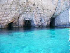 Keri caves, Greece