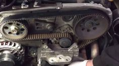 Chevy aveo timing belt and timing marks part1 youtube vehicles symptoms of a bad or failing timing belt water pump fandeluxe Image collections
