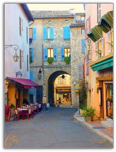 Vence, Provence, France