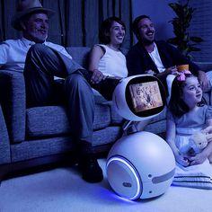 에이수스도 로봇을 만든다 - 제품으로 보는 세상의 안테나, 펀테나