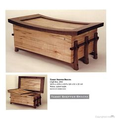 Woodworking Bench Garage Workbench - - Woodworking Tips Cutting Boards - Woodworking Workbench Ideas - - Cheap Woodworking Tools Woodworking Box, Woodworking Projects, Woodworking Equipment, Woodworking Furniture, Woodworking Inspiration, Wooden Chest, Wooden Jewelry Boxes, Small Boxes, Wood Boxes