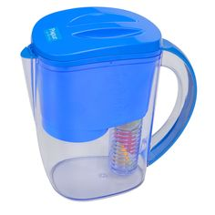 Propur™ Fruit Infused Water Filter Pitcher with Advanced Filtration Removes Fluoride and other contaminants