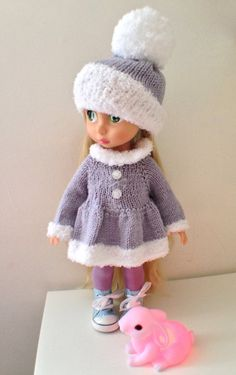 Winter Clothes / Disney Animator Doll Rapunzel