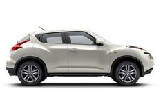 Nissan Juke..I want one of these there so ugly they are so cute..love