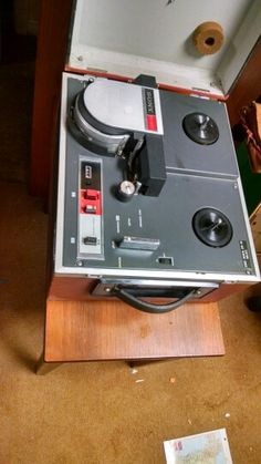 Sony reel to reel recorder $100