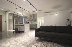 ARCHIBuzz..: Punggol Spring Studio Apartment Interiors By Artis...